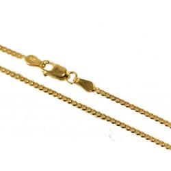 Złoty Łańcuszek pełna pancerka w próbie 585! id: 1024