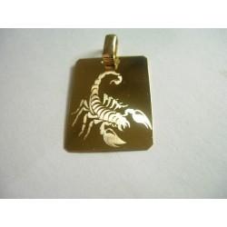 Wspaniały złoty znak zodiaku do wyboru! 585 id: 1078