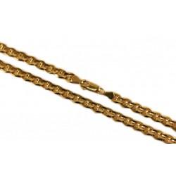 Złoty Łańcuszek splot gucci marina w próbie 585!! id: 1258