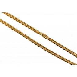 Złoty Łańcuszek splot gucci marina w próbie 585!! id: 1373