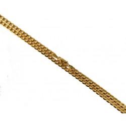 Złoty Łańcuszek pełna pancerka w próbie 585!! id: 1406