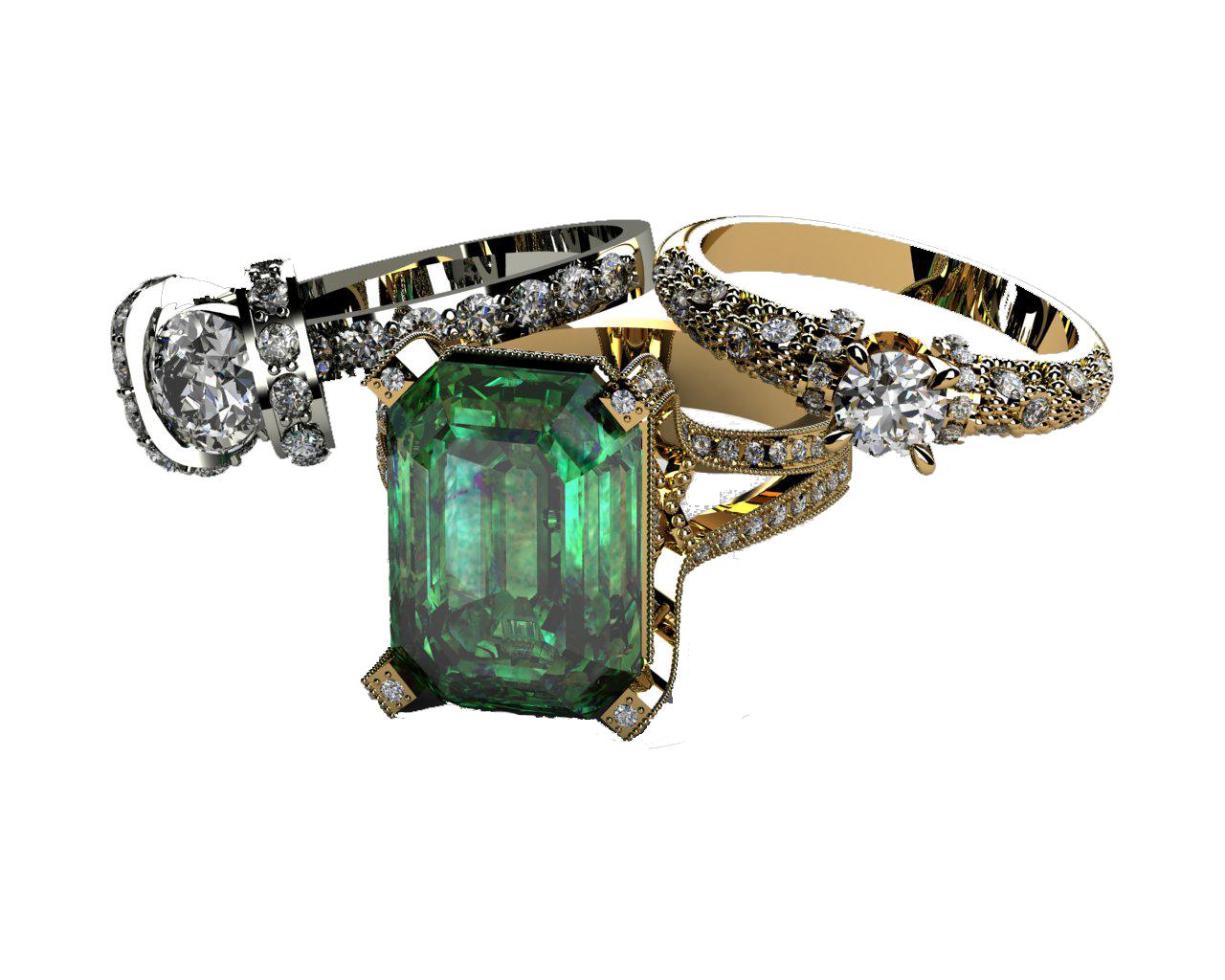 Biżuteria z naturalnymi kamieniami