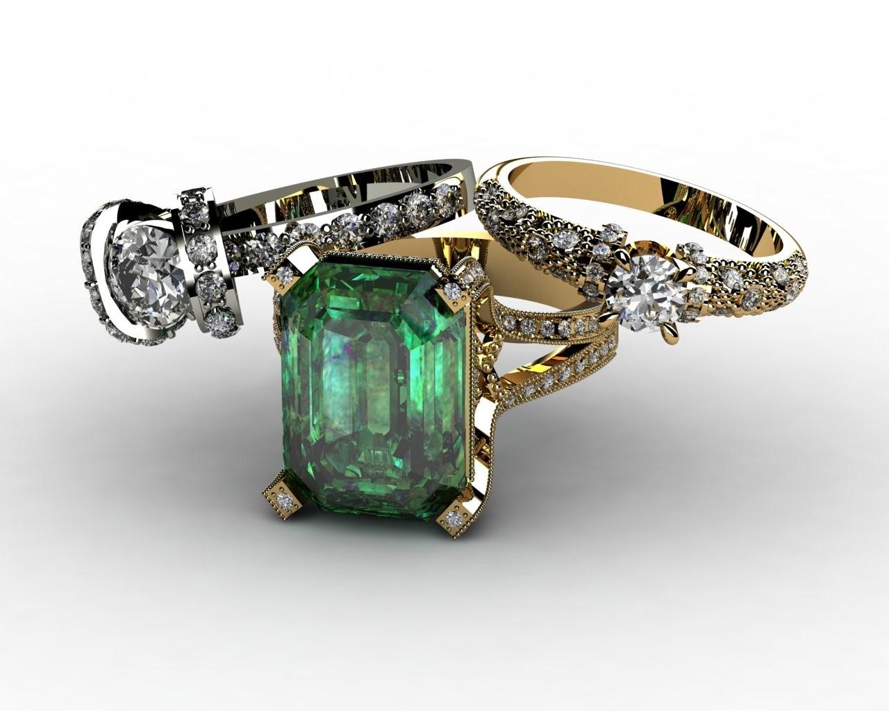Biżuteria na specjalne zamówienie
